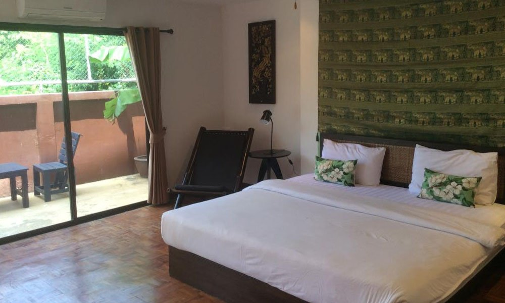 Cocco Resort Room Example Image